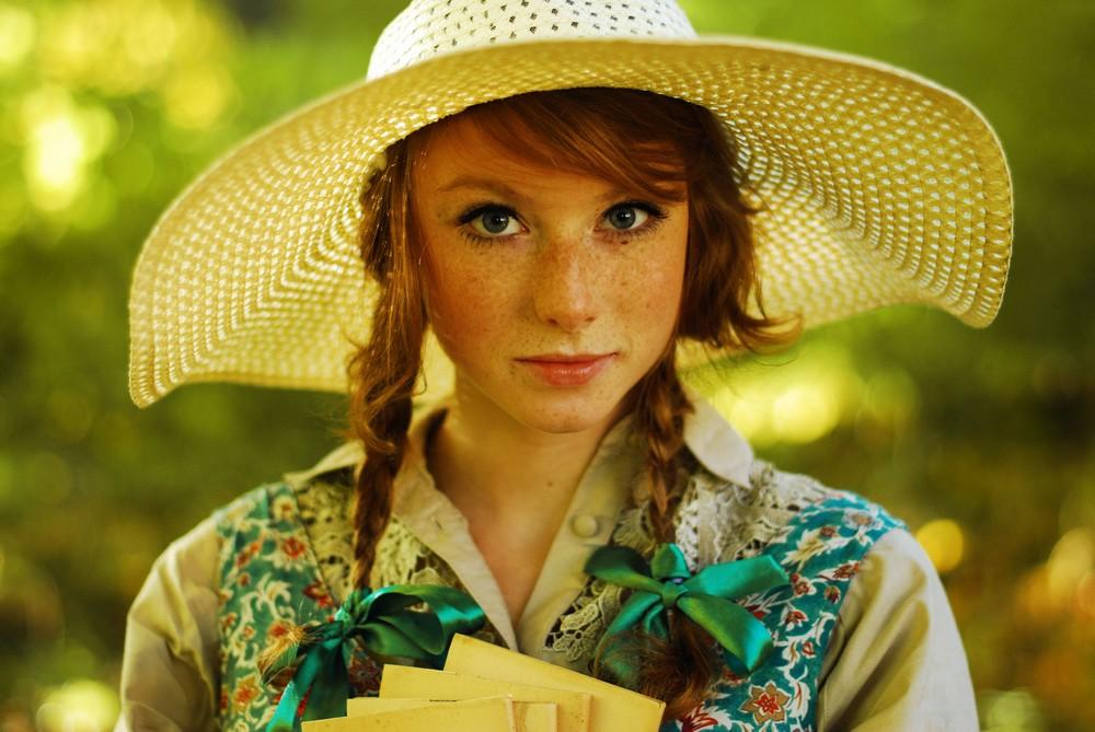 Very cute ginger girl