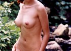 Indonesian girl shows her hot nude body