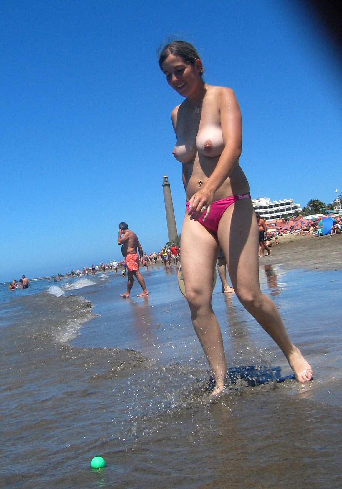 Happy Topless